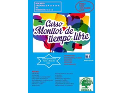 CURSO DE MONITOR/A ACTIVIDADES DE TEMPO LIBRE
